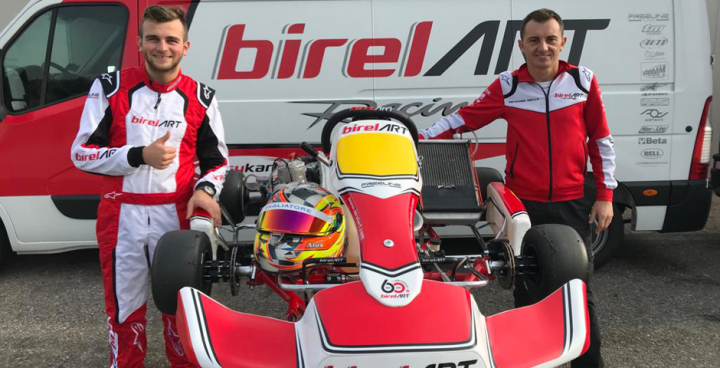 Irlando to spearhead the Birel Racing Team in 2019