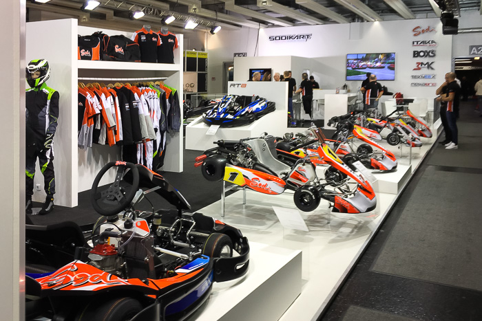 New and constant developments in the 2019 Sodikart ranges