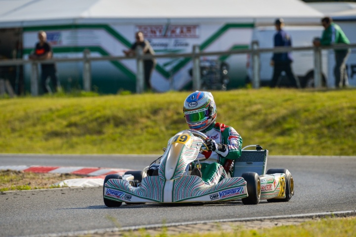 Final challenge of the European Championship for KZ and KZ2 in Lonato