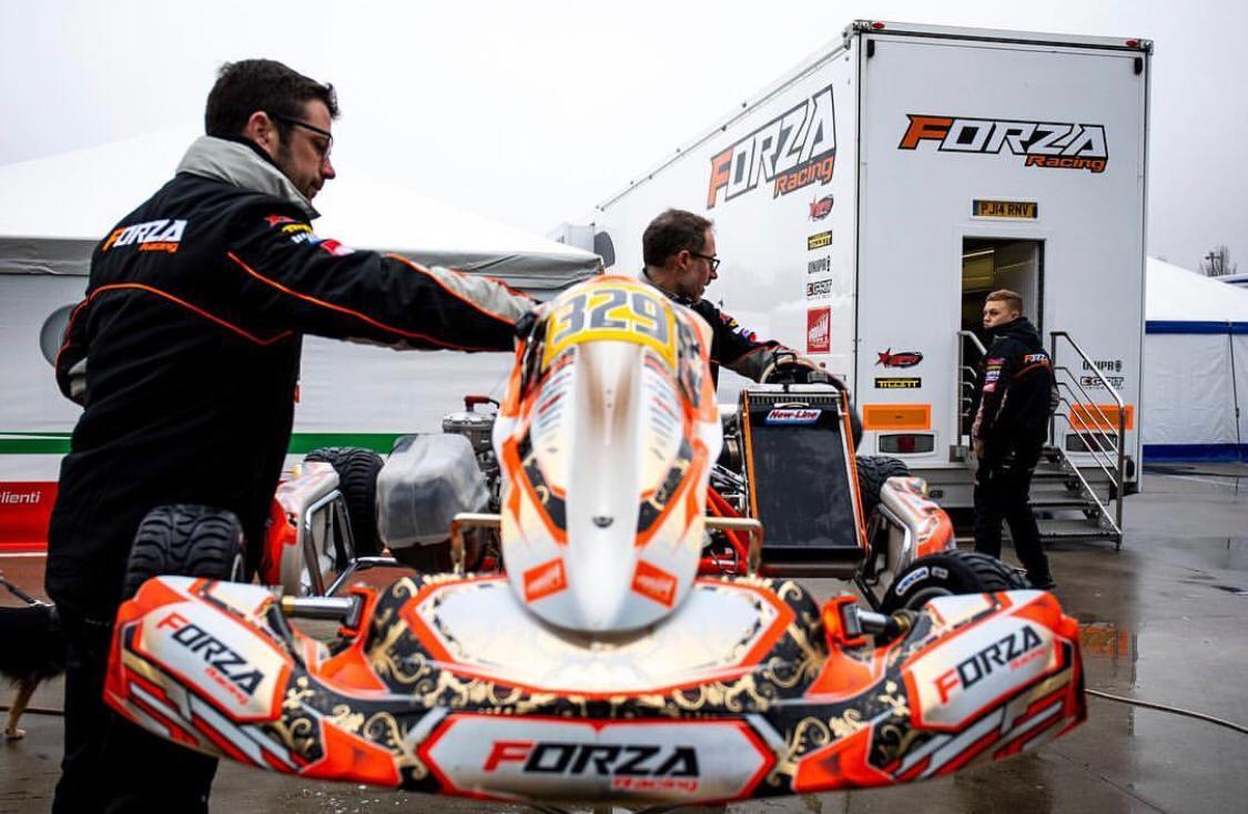 Rafael Camara is a new Forza Racing driver